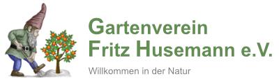 Logo Gartenverein Fritz Husemann e.V.